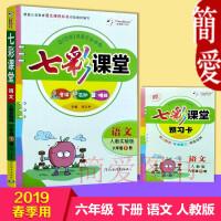 2019春 七彩课堂 六年级语文 下册 RJ/人教版 河北教育出版社