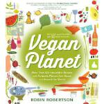 【预订】Vegan Planet, Revised Edition: 425 Irresistible Recipes
