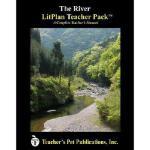 【预订】Litplan Teacher Pack: The River