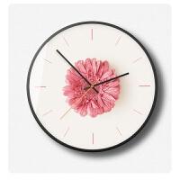 静音钟表挂钟客厅个性创意潮流时尚家用卧室简约现代大气北欧时钟