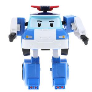 [当当自营]Silverlit 银辉 POLI系列 珀利变形机器人 SVPOLI83171STD