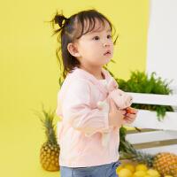 【5.16-5.17日抢购价:59.9】女婴童造型外套