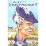 【驰创图书】现货 英文原版 埃莉诺罗斯福是谁?Who Was Eleanor Roosevelt 名