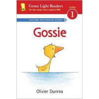 英文原版绘本 Gossie A gosling on the go!小鹅戈西和朋友们简单单词句型纸板书 张湘君 宝宝幼