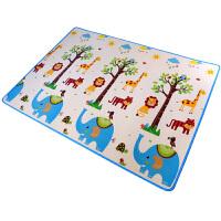 婴儿童宝宝XPE爬行垫加厚2CM客厅爬爬垫泡沫地垫游戏毯 双面XPE→量身高+小羊肖恩
