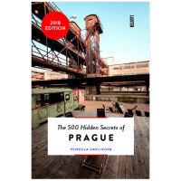 【预订】【500个隐藏秘密旅行指南】Prague,布拉格 英文原版旅游攻略