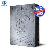 英文原版 异形契约:大卫手稿设定集 精装 Alien Covenant: David's Drawings 外星生物艺术