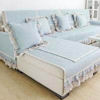 沙发垫四季通用布艺北欧防滑沙发套罩巾全盖全包简约现代坐垫