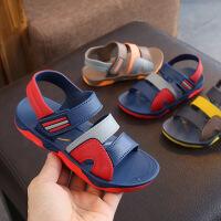男童凉鞋2019夏季新款韩版软底女儿童凉鞋子防滑中大童男孩沙滩鞋0296