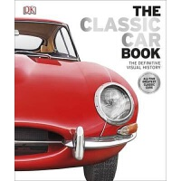 现货英文原版The Classic Car Book: The Definitive Visual History经典