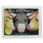 英文原版 The Three Pigs 三只小猪 英文原版 [精装] [4-8岁]