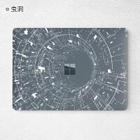 微软笔记本贴膜 Surface Lap创意保护膜surface lap2笔