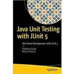 【预订】Java Unit Testing with JUnit 5 9781484230145