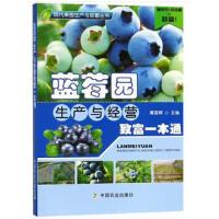 蓝莓园生产与经营致富一本通 黄国辉 9787109243347