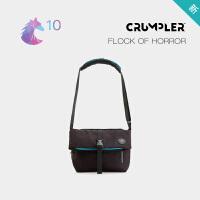 CRUMPLER澳洲小野人新款单肩包潮休闲男女包商务户外背包斜挎包背包
