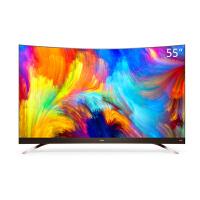 康佳(KONKA) LED55UC5 55英寸超薄金属曲面42核4K HDR人工智能电视