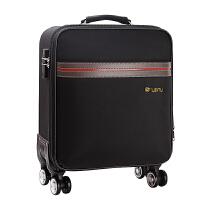 行李箱18寸小型轻便牛津布旅行箱男16寸拉杆箱小的密码箱登机箱女SN3593
