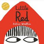 英文原版 创意童话 小红帽 Bethan Woollvin绘本 Little Red