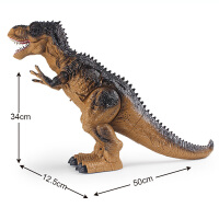 儿童玩具恐龙玩具喷雾霸王龙电动遥控仿真动物模型