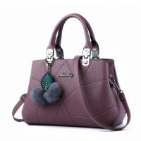 女士包包秋冬新款时尚中年女包妈妈包单肩包斜挎包韩版手提包