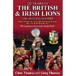 【预订】125 Years of the British & Irish Lions: The Official Hi