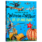 女巫温妮与黑猫威尔伯3合1故事集 英文原版童书 Winnie and Wilbur 亲子共读绘本 英文版进口英语魔法故