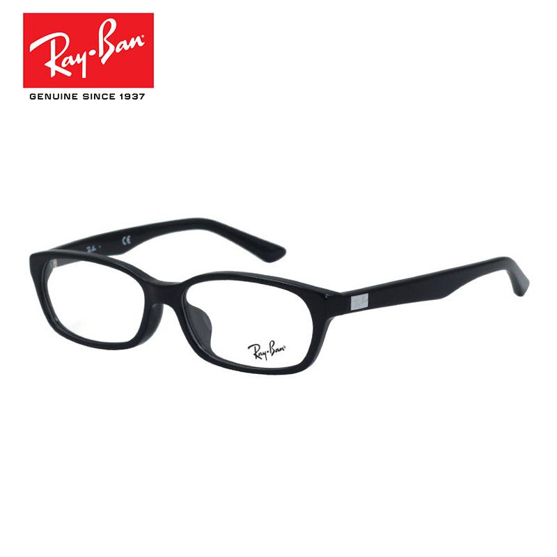 RayBan雷朋眼镜架男板材方框近视配镜眼镜框女复古光学镜架0RX5291D