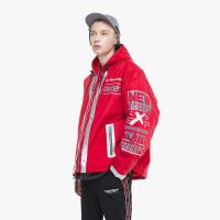 2018新款棉衣男 冬季保暖男士潮牌外套连帽青年宽松