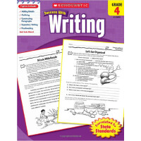 Scholastic Success with Writing, Grade 4学乐必赢写作 4年级