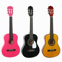 20180824020231864初学者吉他34 36寸民谣古典男女通用入门练习合板可弹奏乐器a286 30寸民谣钢丝