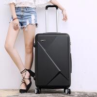 韩版拉杆箱女旅行箱包密码箱男行李箱皮箱学生箱24寸26寸28寸
