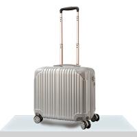 18寸小型行李箱女万向轮迷你拉杆箱男旅行箱包20横款登机箱子16寸