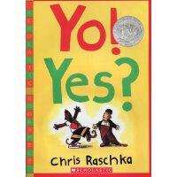 Yo! Yes? 玩!哦?(荣获1994年凯迪克银奖) [4-10岁]