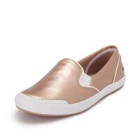 Lacoste法国鳄鱼女鞋套脚舒适休闲单鞋 7-32SPW0123专柜正品