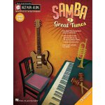 【预订】Samba [With CD (Audio)] 9781458417510