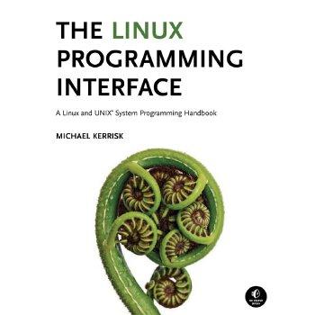 英文原版 Linux/UNIX系统编程手册 The Linux Programming Interface