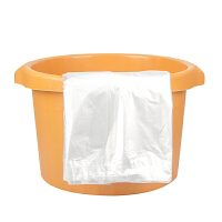 一次性泡脚洗脚盆带足疗用品木桶塑料加厚袋子批发泡脚桶袋