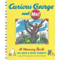 Curious George and Me! 好奇猴乔治和我(精装礼品书) 9780618737628