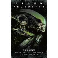 现货英文原版小说 外星人:原型 Alien: Prototype Tim Waggoner 进口书籍 正版