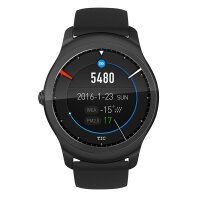 Ticwatch 2 智能手表悦动版语音问问ticwear系统 GPS定位记步测心率