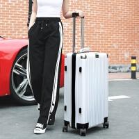 复古拉杆箱男行李箱女万向轮皮箱密码箱硬箱旅行箱包26寸24寸28寸