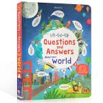 【发顺丰】现货 英文原版 Lift The Flap Questions and Answers about our