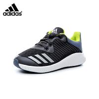 阿迪达斯Adidas童鞋18新款儿童运动鞋时尚小童跑步鞋男童户外休闲鞋 (5-15岁可选)CP9987