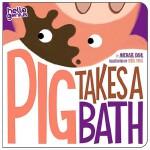 【预订】Pig Takes a Bath
