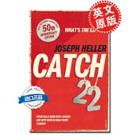 现货英文原版Catch-22 第二十二条军规50周年纪念版50th Anniversary Edition 约瑟夫・海勒