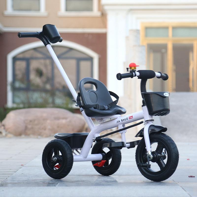 ?儿童三轮车大号童车小孩自行车婴儿脚踏车玩具宝宝单车2-3-4-6岁