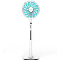 先锋(Singfun)15叶小蓝扇/遥控电风扇/落地扇 DLD-D7 提夫尼蓝