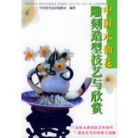 中国水仙花雕刻造型技艺与欣赏 中国花卉盆景福建站著 9787536227477