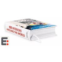 100 INTERIORS AROUND THE WORLD 世界室内设计100例 室内设计图书籍