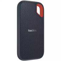 闪迪(SanDisk)500GB Type-c 移动固态硬盘 E60 500G 至尊极速版固态硬盘 传输速度550MB